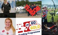 Local talented athletes encouraged to 'GO GOLD'